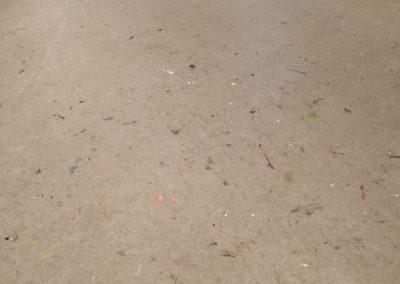 linoleum gulv